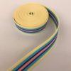 Tassenband streep pastel