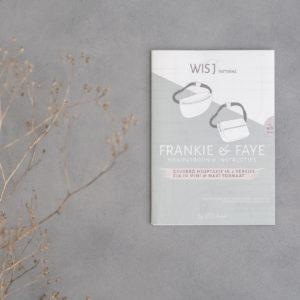 Frankie & Faye Heuptasje WISJ Designs