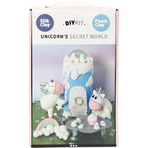 Unicorn dreamworld DIY kit