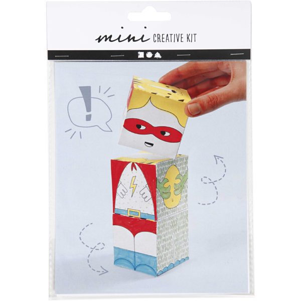 Mini creative set Stapeltoren Hero