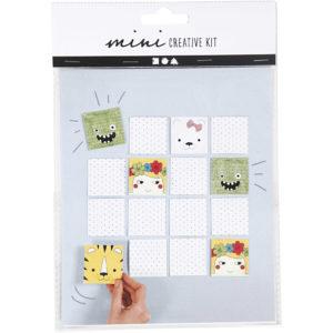 Mini creative set Memory