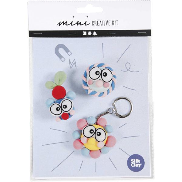 Mini  set boetseren sleutelhanger