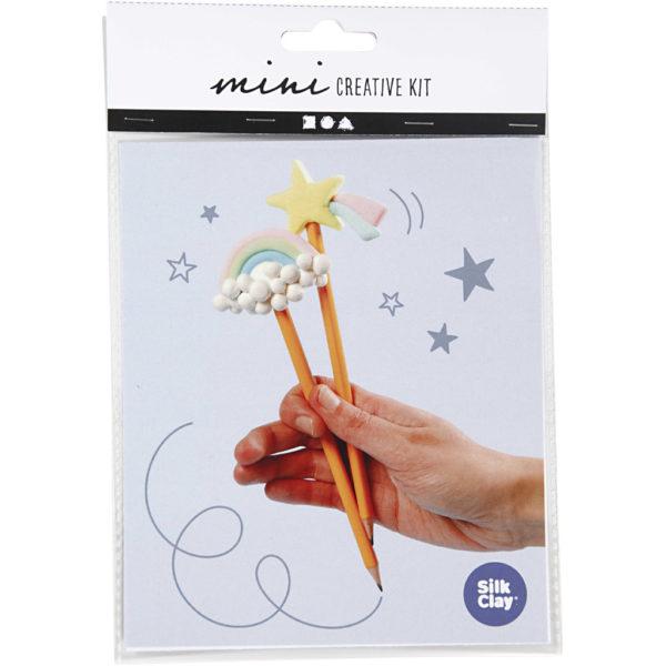 Mini creative set boetseren potlood