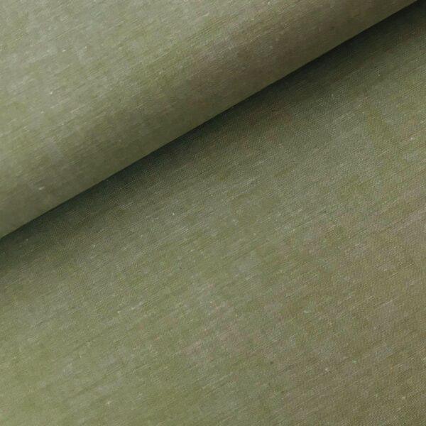 Yarn dyed green