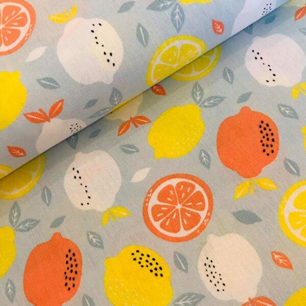 Katoen frech lemon