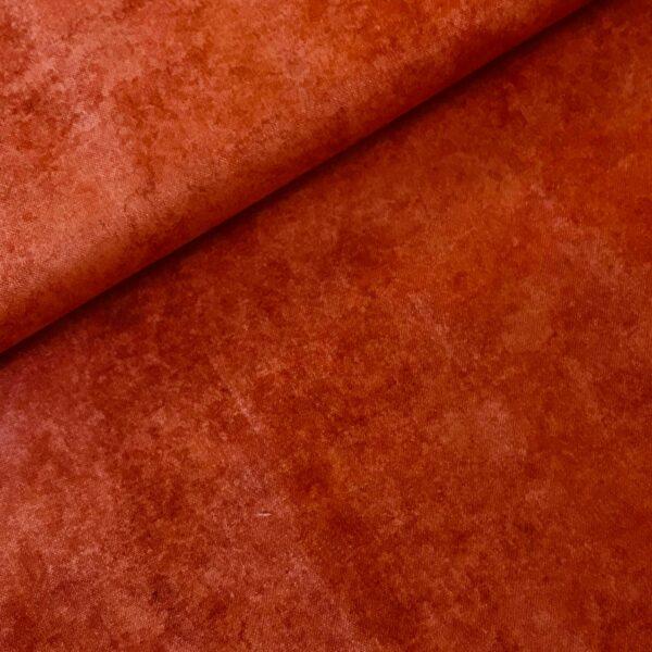 Katoen Shadow play warm orange