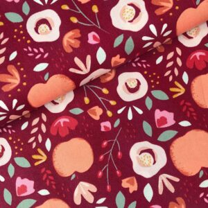 Katoen Wild berry