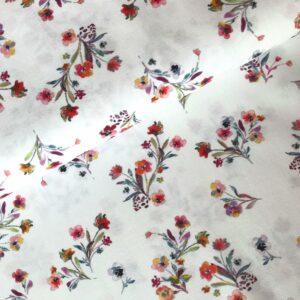 Katoen flowers white