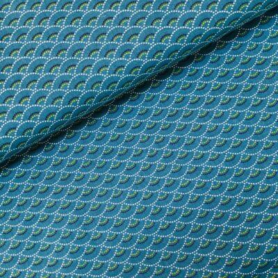 Katoenbows blue