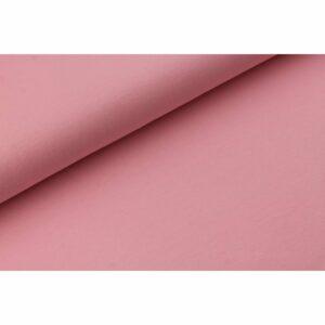 Tricot effen licht roze