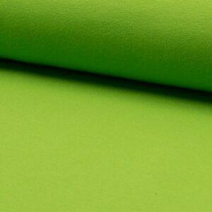 Tricot effen groen