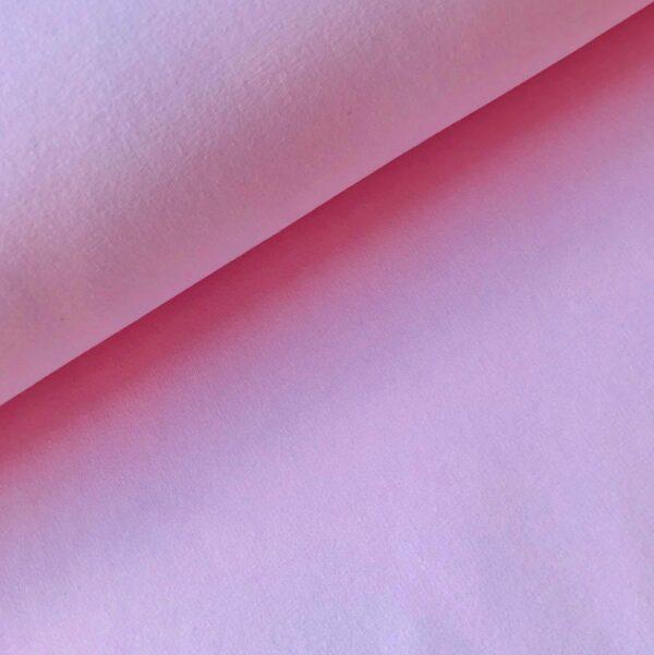 Effen sweater licht roze