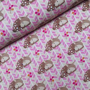 Tricot bambi pink