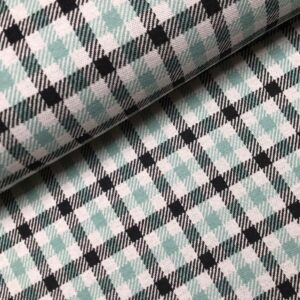 Jaquard Plaid