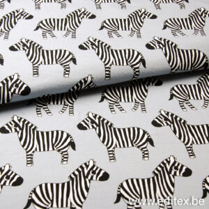 Sweater Eva Mouton zebra