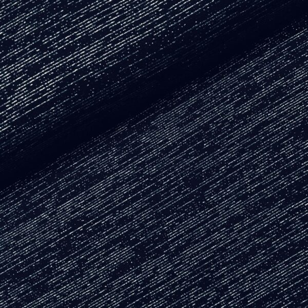 Sweater Glitter donkerblauw
