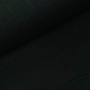 Corduroy babyrib zwart