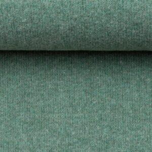 Fijne gebreide sweater green