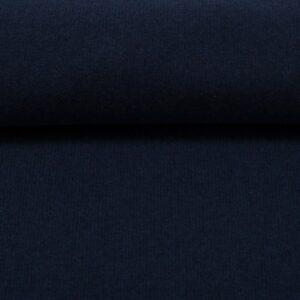 Fijne gebreide sweater blauw