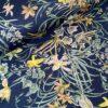 Satin stretch flowers