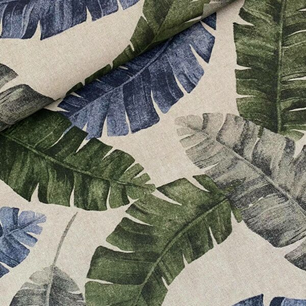 Canvas leaves