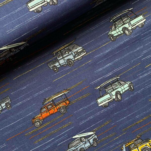 Katoen Surf cars