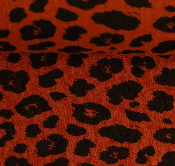Tetra leopard roest