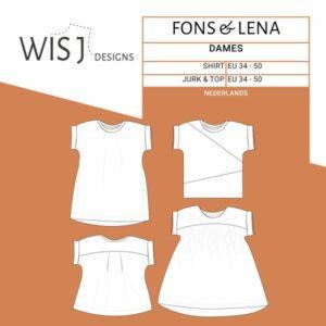 Fons en Lena dames WISJ
