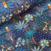 Tricot Tropical trees