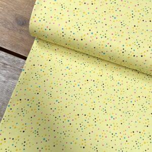 Tricot Sun & Lemon dots