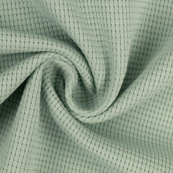 Wafeljersey mint