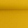 Effen tricot warm geel