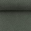 Gebreide stof khaki