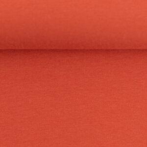 Boordstof warm oranje