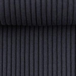 Boordstof ribbel jeans