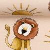 Tricot Savana friends lion