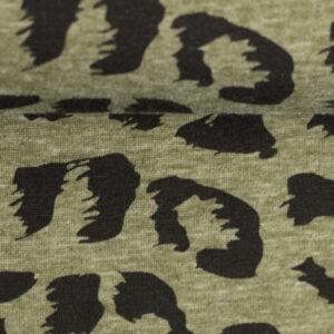 Sweater alpenfleece leopard
