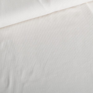 Boordstof Eva Mouton off white